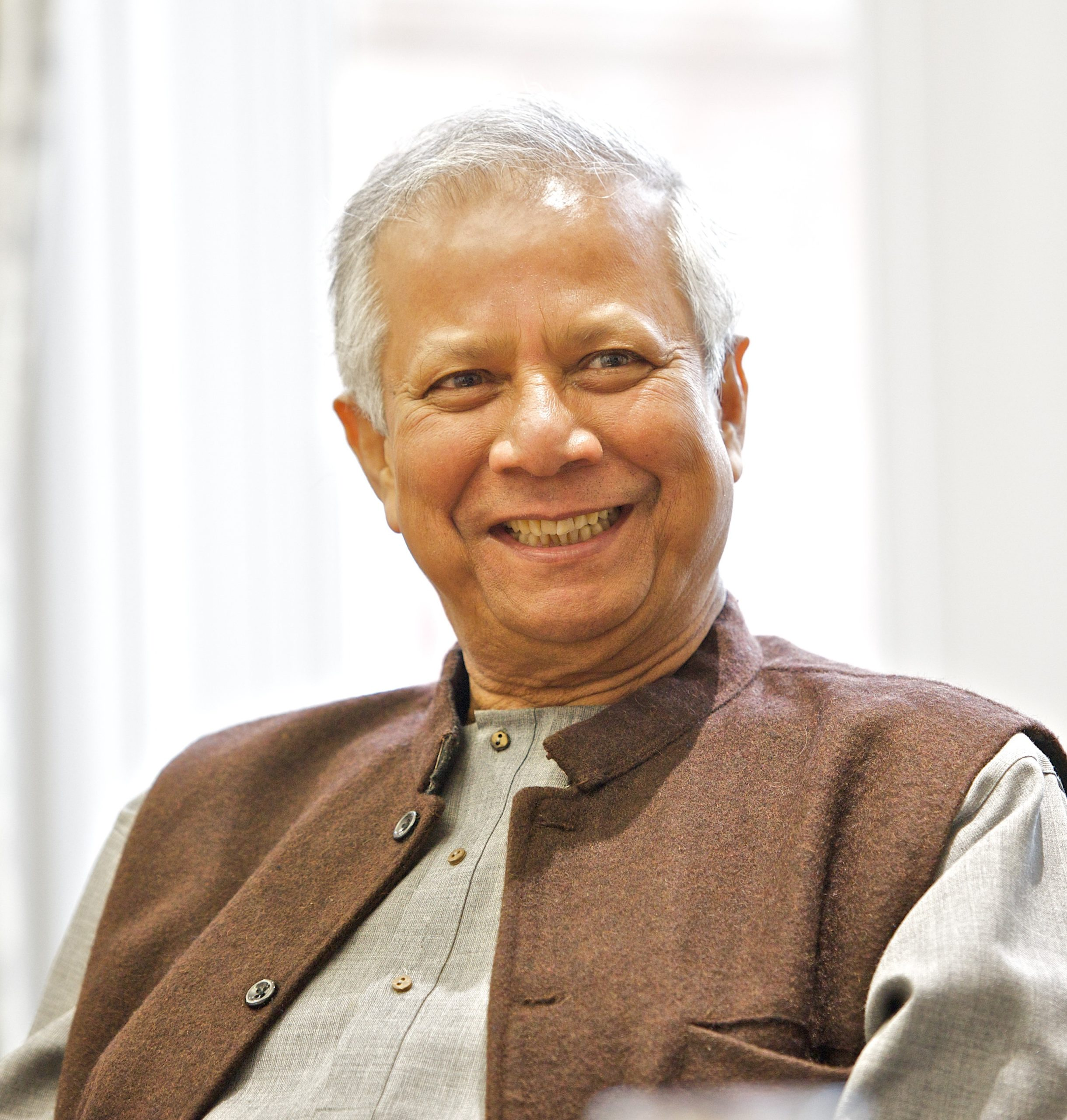Photo of Muhammad Yunus